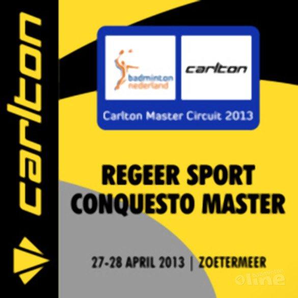 Voorbeschouwing Regeer Sport Master 2013 - Carlton