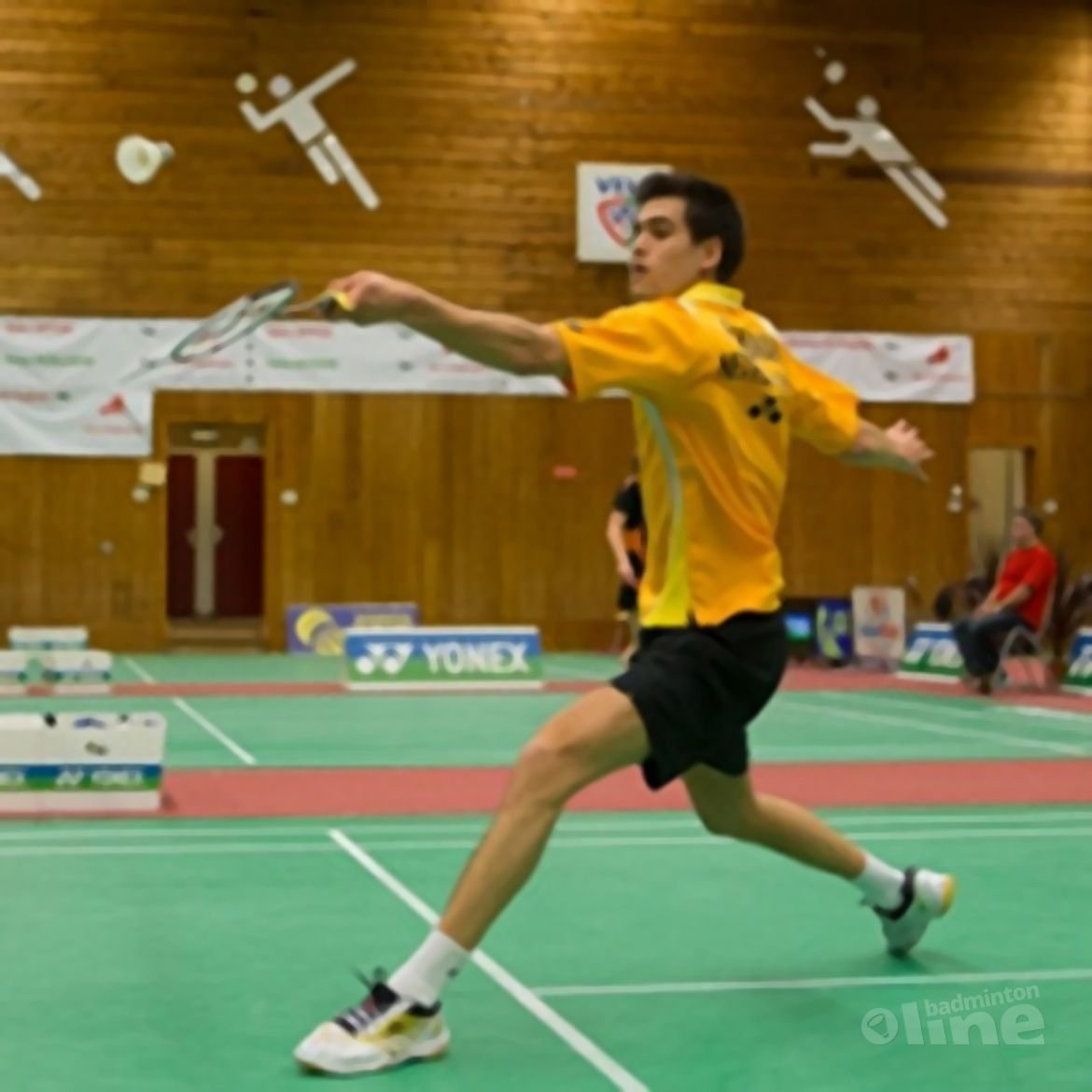 Goede prestaties Nederlanders op Yonex Dutch International