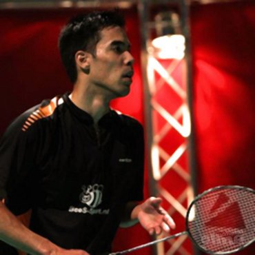 Eric Pang naar finale Yonex Dutch International
