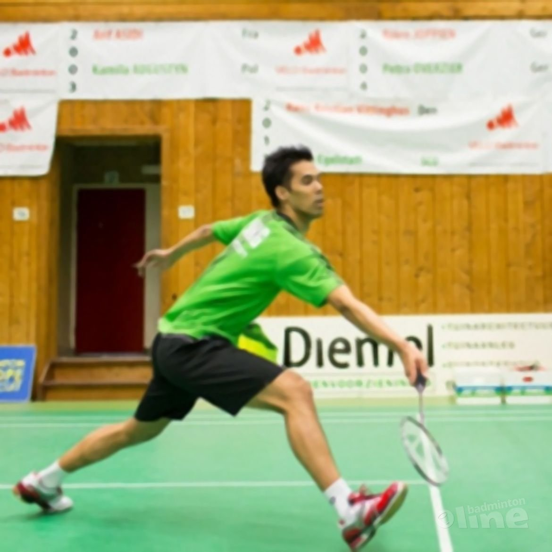 Axelsen klopt Pang in finale Yonex Dutch International