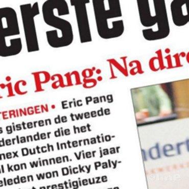 AD: 'Eerste game is cruciaal'
