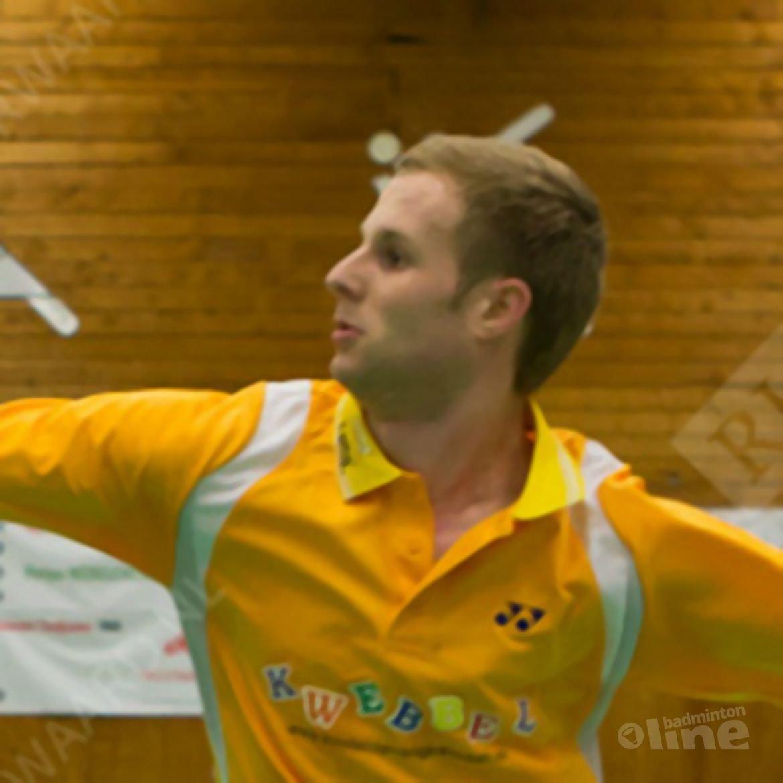 Jordy Hilbink: 'Bij de laatste 16 van de Dutch International'