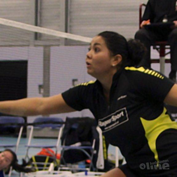 Ginny Severien verlengt contract bij BC DKC - Nicoline Heekelaar