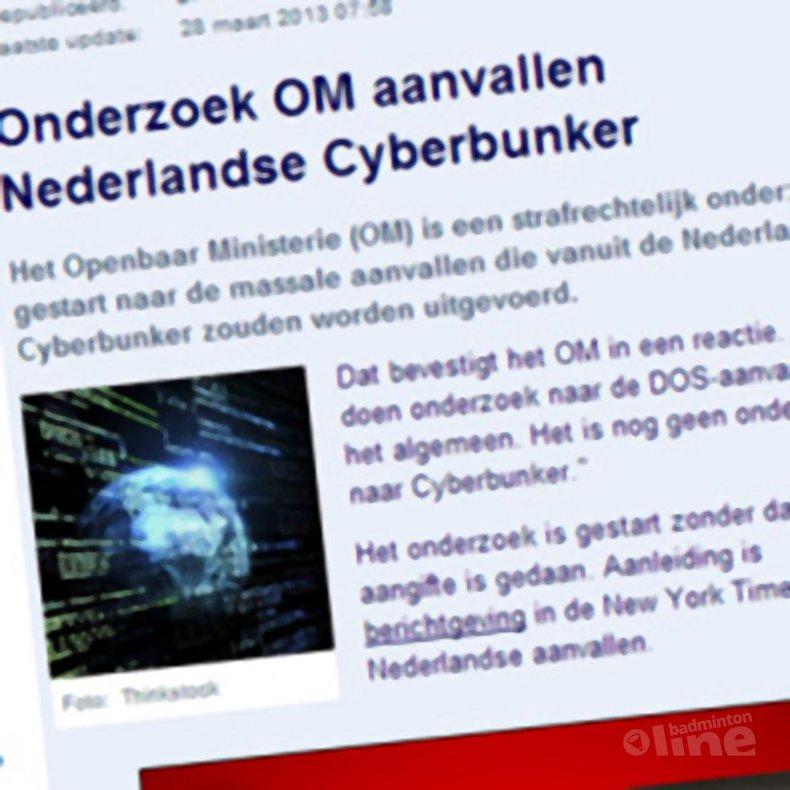 Deze afbeelding hoort bij 'Paul Scheepers alias Cytrax maakt zich klaar voor Denmark International 2013' en is gemaakt door NU.nl