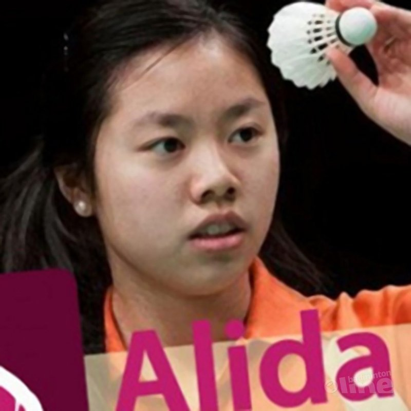 Alida Chen: 'Volgende week Slovenian International' - Alida Chen