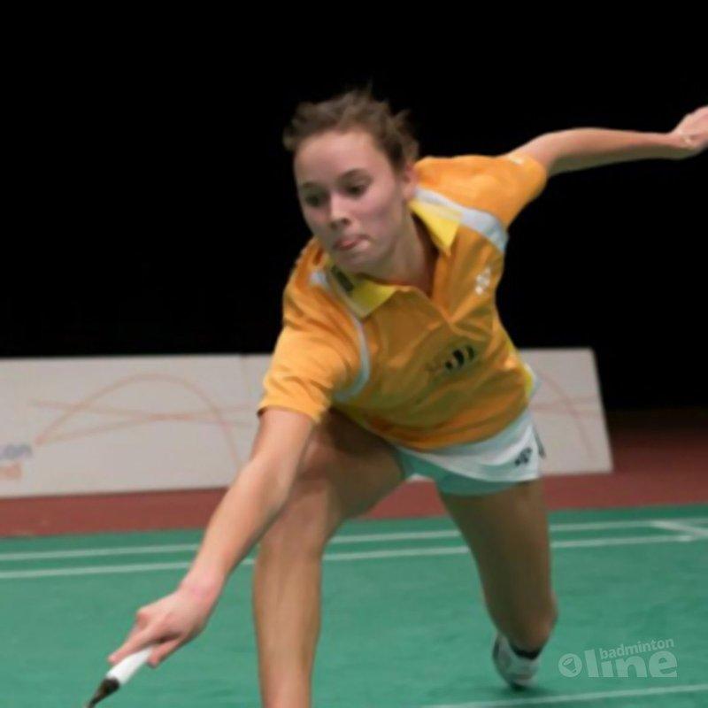 Soraya naar de kwartfinale van Slovenia International - René Lagerwaard