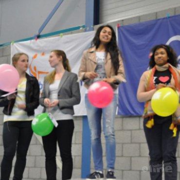 Vlekkeloos verlopen Master toernooi in Veendam