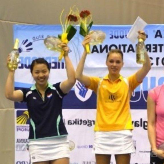Alida Chen: 'Forza Slovenia International (vervolg)' - Alida Chen