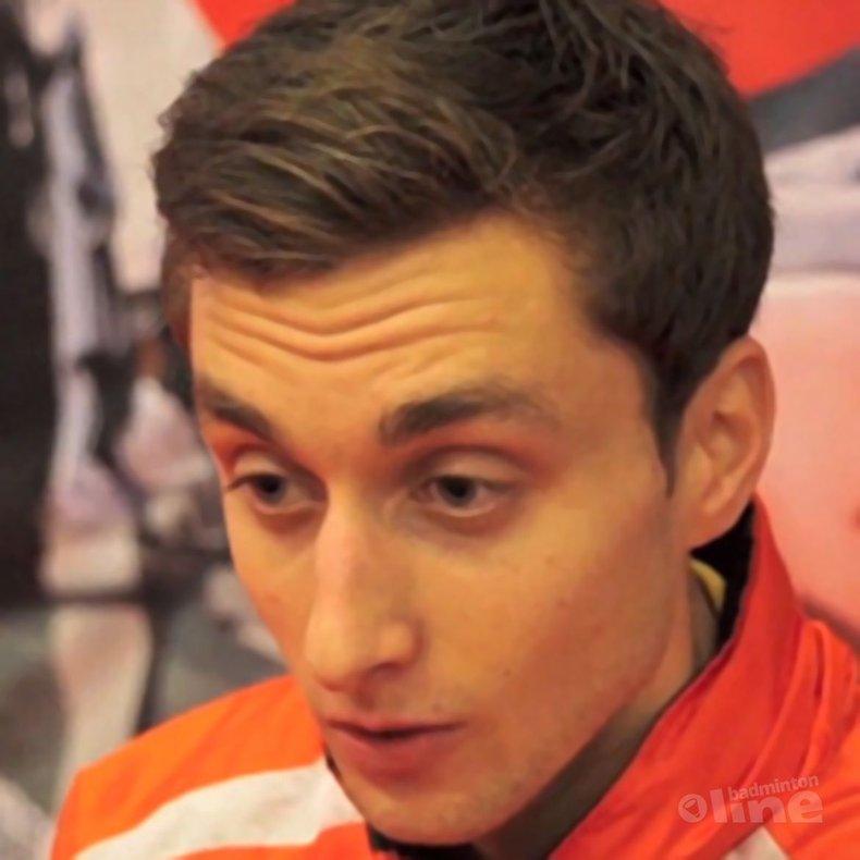 Deze afbeelding hoort bij 'Jacco Arends interview met Smashing Stars' en is gemaakt door Badminton Europe