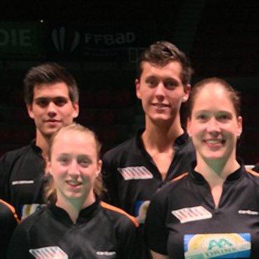 Amersfoort verovert bronzen medaille bij Europa Cup