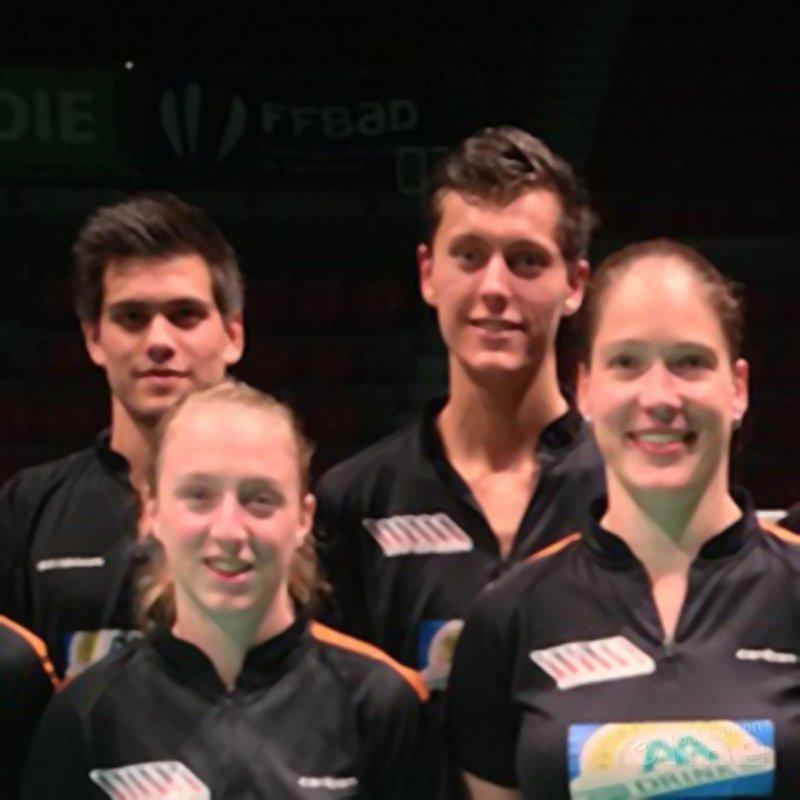 Amersfoort verovert bronzen medaille bij Europa Cup - BC Amersfoort