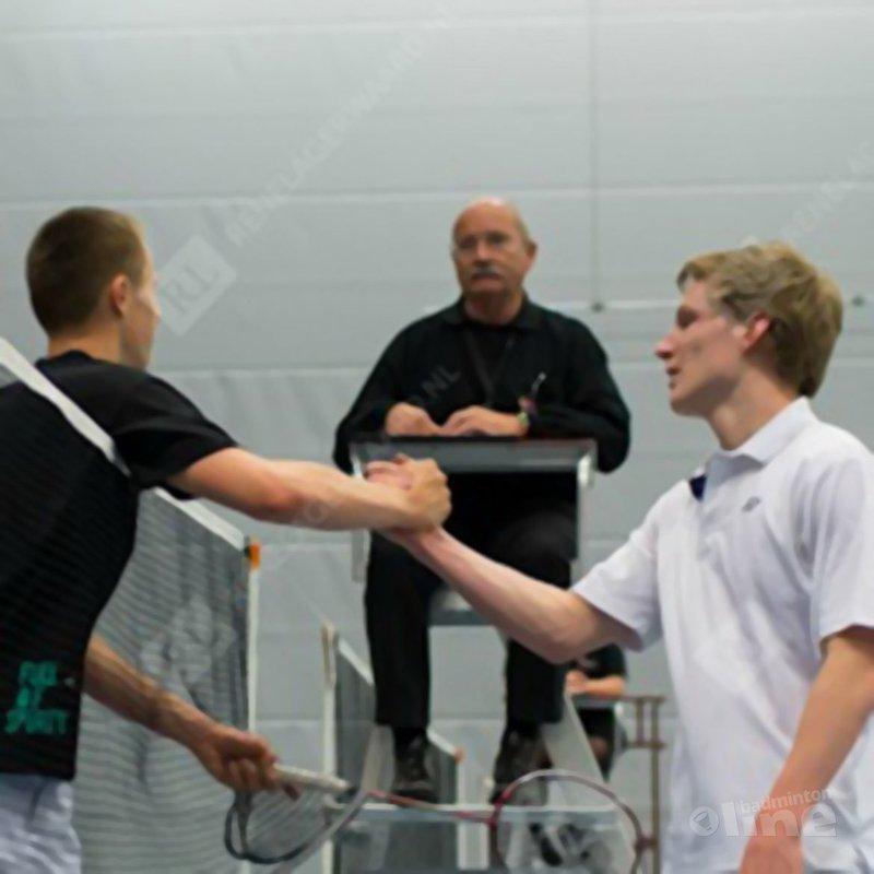 Robin Tabeling: 'Tweevoudig jeugdkampioen!' - René Lagerwaard