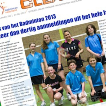 CLEAR! 206 is uit