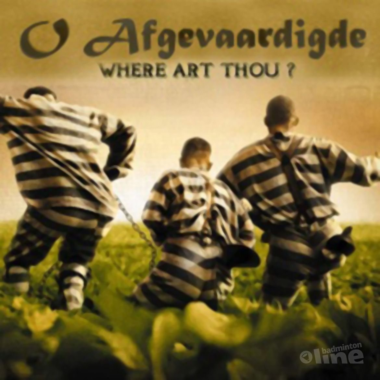 O Afgevaardigde, where art thou!?