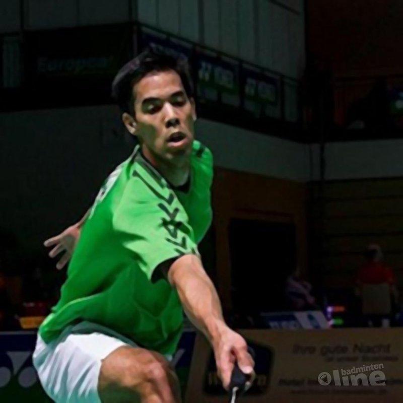 Eric Pang naar kwartfinale Ottawa Canadian International - Alex van Zaanen