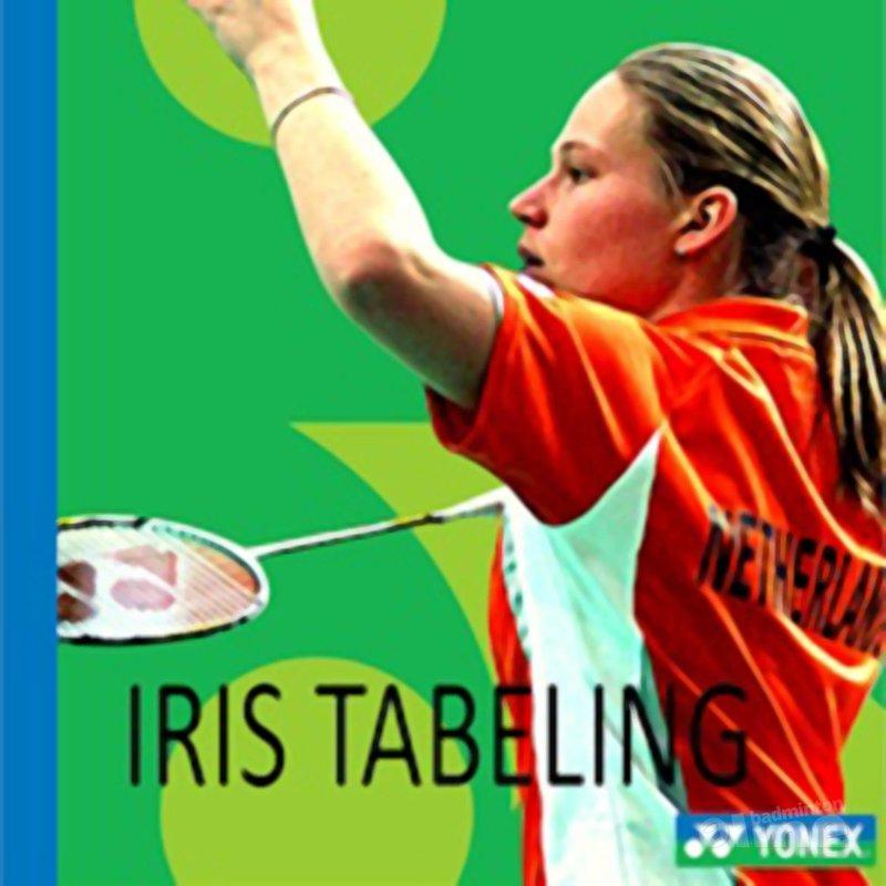 Iris Tabeling: rackets bespannen, training geven en Yonex sponsoring - Yonex Benelux