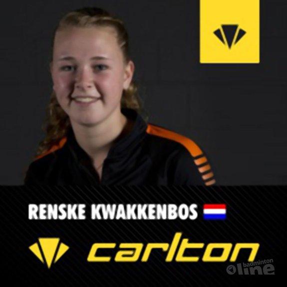Renske Kwakkenbos kiest voor Carlton - Carlton