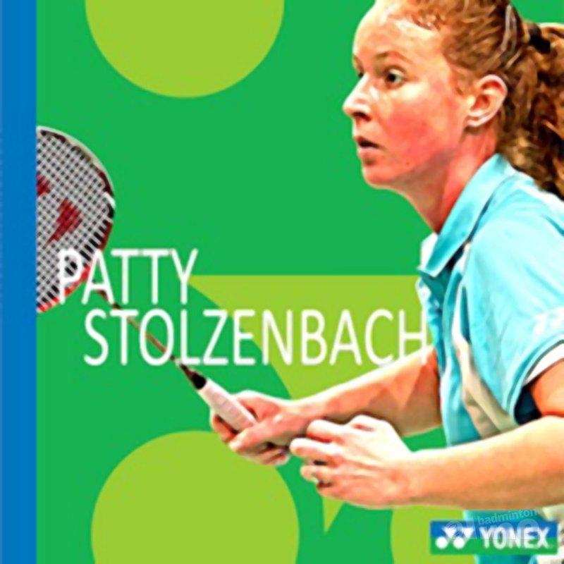 De topsportcarriere van Patty Stolzenbach is voorbij? - Yonex Benelux