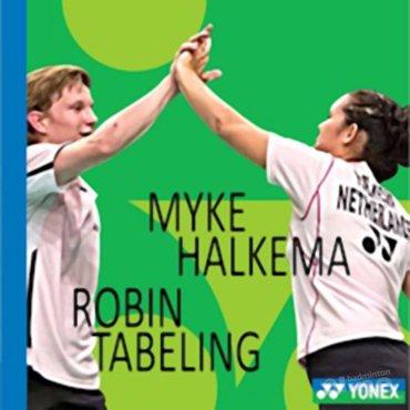 Robin Tabeling en Myke Halkema kiezen voor Yonex