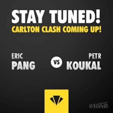 Eric Pang wint zijn eerste ronde op de US Open