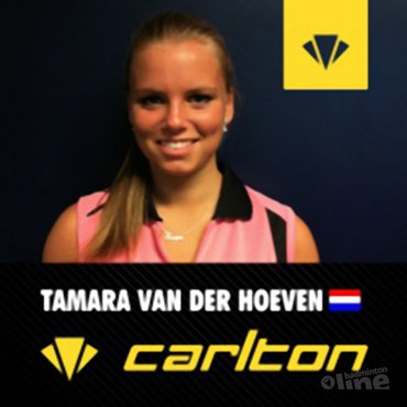 Tamara van der Hoeven kiest voor Carlton