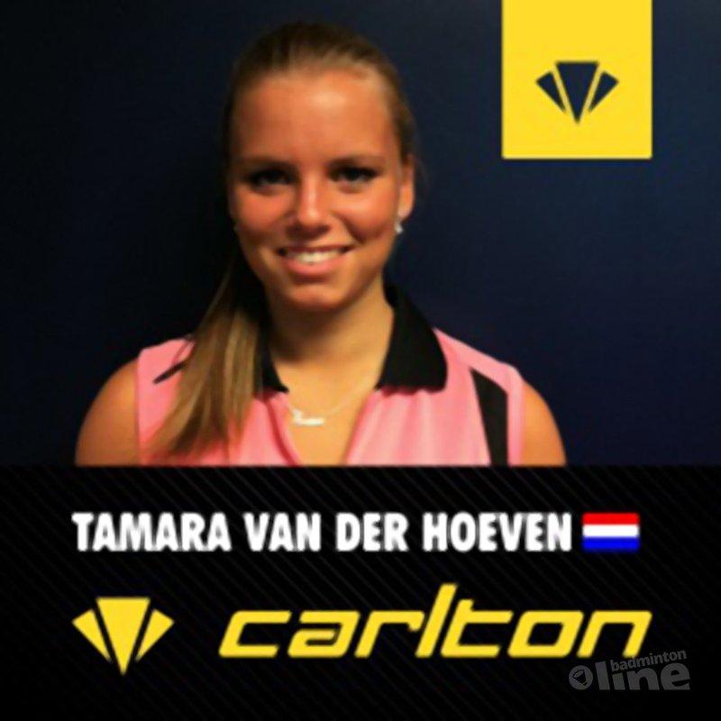 Tamara van der Hoeven kiest voor Carlton - Carlton