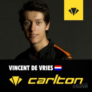 Vincent de Vries naar Carlton