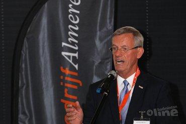 Jurist Clemens Wortel reageert op discussie afgevaardigdenvacature Badminton Nederland