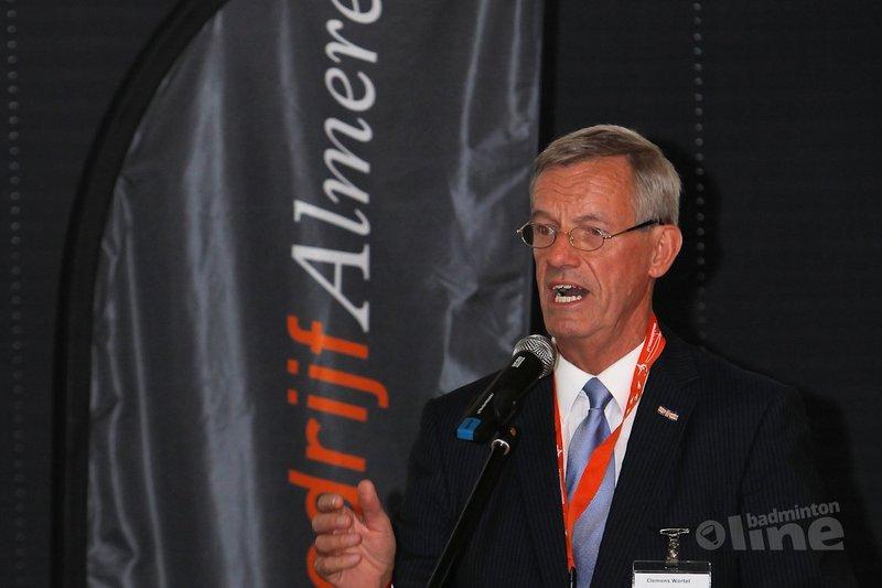 Jurist Clemens Wortel reageert op discussie afgevaardigdenvacature Badminton Nederland - Alex van Zaanen