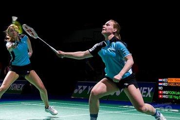 Iris Tabeling bij TROS Nieuwsshow: 'Badminton topsport kost heel veel geld'