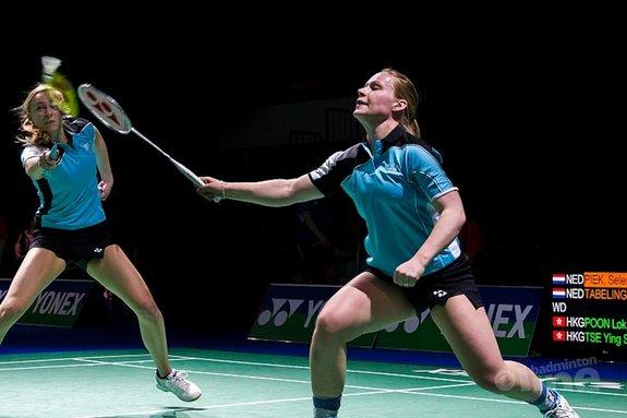 Iris Tabeling bij TROS Nieuwsshow: 'Badminton topsport kost heel veel geld' - Alex van Zaanen