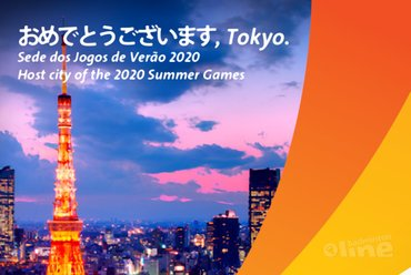 Tokyo will host the 2020 Olympic Games!