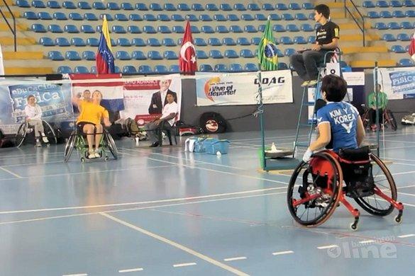 Begint jouw vereniging met aangepast badminton? Hou 3 september 2015 vrij! - Eduardo Oliveira