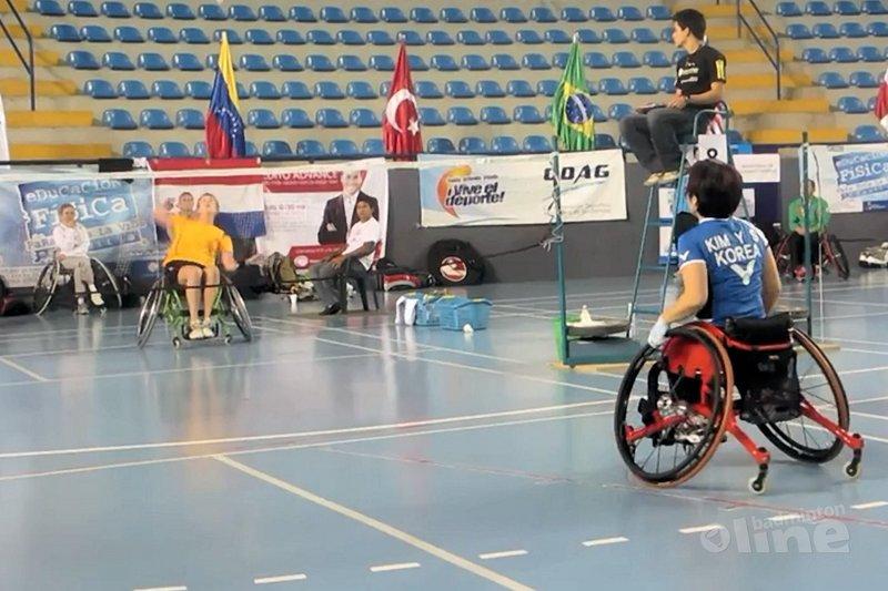 WK Aangepast Badminton in aantocht - Eduardo Oliveira