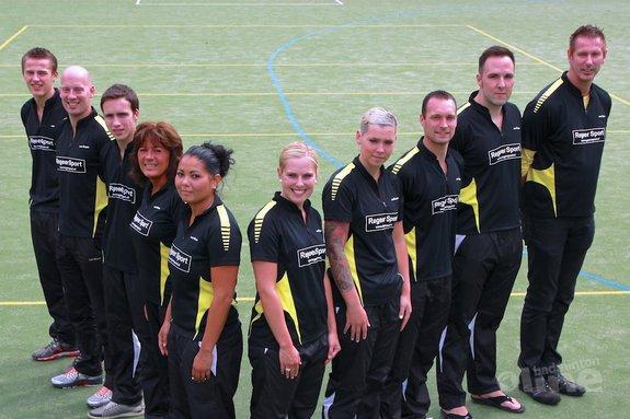 BC DKC boekt overwinning in seizoensopener - Nicoline Heekelaar