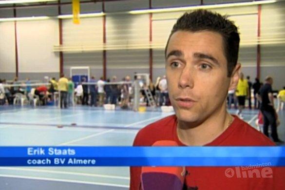 Omroep Flevoland: 'Badmintonners beginnen met zege' - Omroep Flevoland