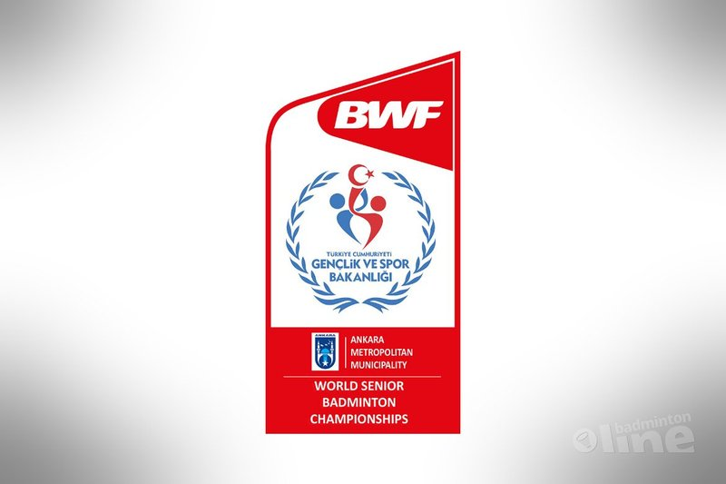 Dit jaar geen wereldtitel seniors voor Rob Ridder - BWF