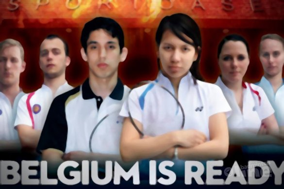 De dag van de niet-Belgen - Yonex Belgian International