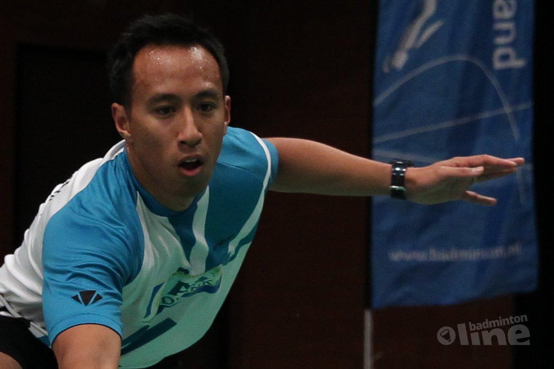 Dicky Palyama verdedigt titel op toernooi in Houten