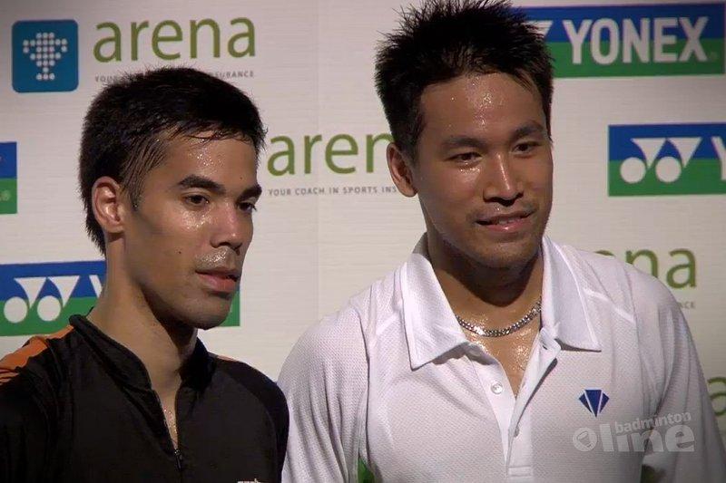 Andre Kurniawan Tedjono wint Yonex Belgian International titel - Badminton Europe