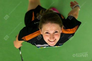 Kirsten van der Valk tweede op Slowakije Open