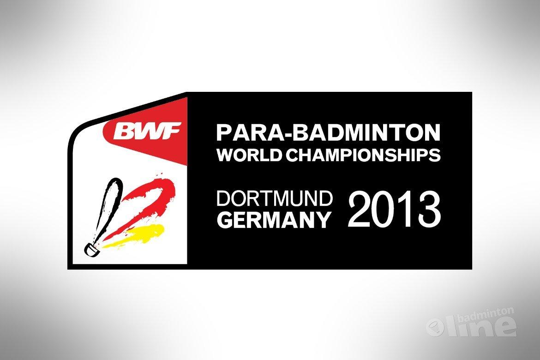 Eddy Boerman door naar tweede ronde op WK Aangepast Badminton