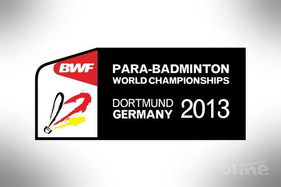 Eddy Boerman: 'Deelname aan het WK Aangepast Badminton 2013 is een feit!' - BWF
