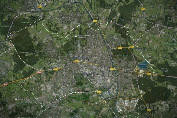 Eindhovens Dagblad: 'Badminton-interland in Helmond' - Google Maps