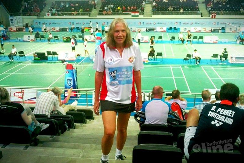 Martine Kortlandt naar het WK Veteranen in Turkije - Martine Kortlandt