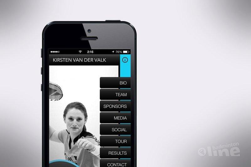 Team van der Valk lanceert app - Kirsten van der Valk