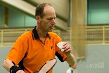 Badmintontrainer Philippe Weijling overleden
