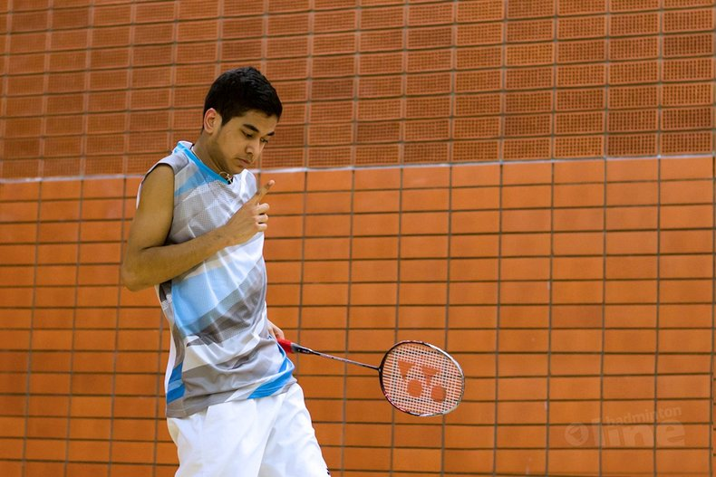 Deze afbeelding hoort bij 'Justin Teeuwen gekozen voor Future Stars project van Badminton Europe' en is gemaakt door René Lagerwaard