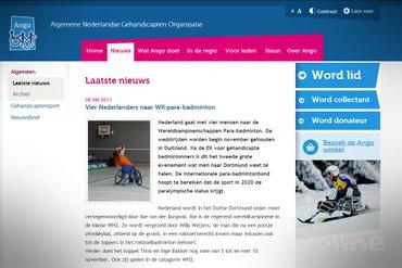 Vier Nederlanders naar WK para-badminton