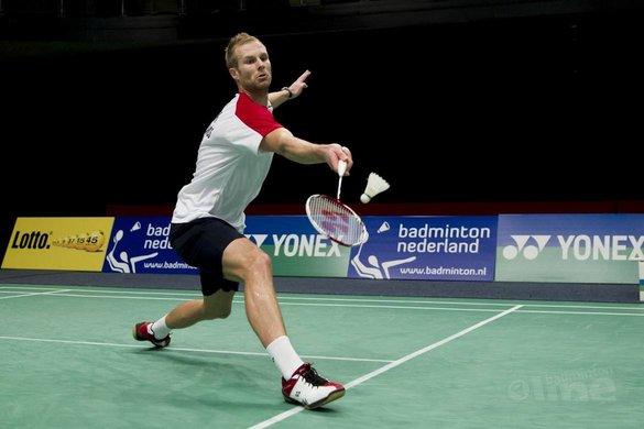 Jordy Hilbink gaat in Roemenie tegen Mark Caljouw spelen - Alex van Zaanen